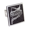 Pheasants Forever Aluminum Hitch Plug