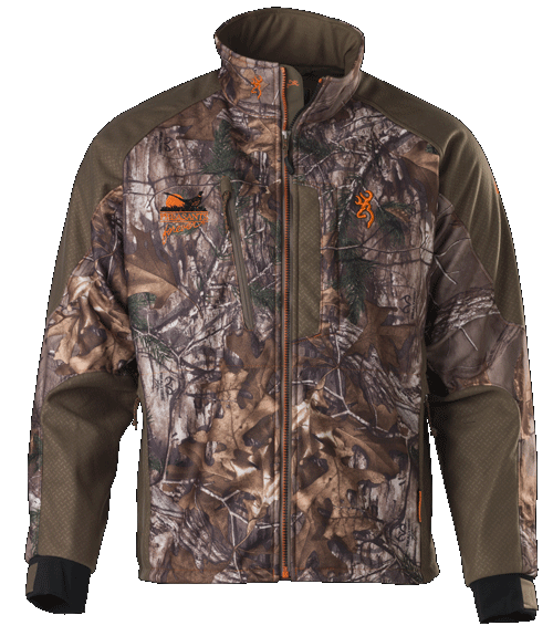 PF Browning Hell's Canyon Camo Jacket