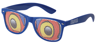 Rudy Rooster Eye Glasses