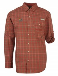 Columbia Sharptail Shirt - Rust
