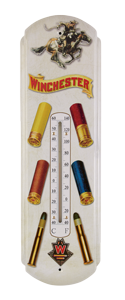 Winchester Tin Thermometer