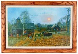 Framed Canvas - Memories Forever - Barnhouse