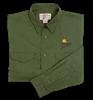 Filson PF Poplin Hunting Shirt-Olive-XL USA