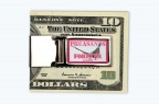 PF Retro Logo Money clip