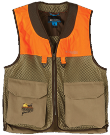 Columbia Ptarmigan Bird Vest